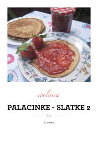 Palacinke - slatke 2