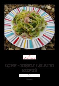 LCHF - Kiseli i slatki kupus