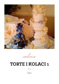 TORTE I KOLACI 1