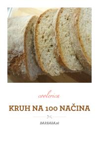 Kruh na 100 načina