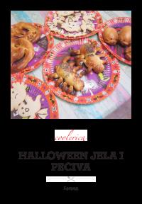 Halloween jela i peciva