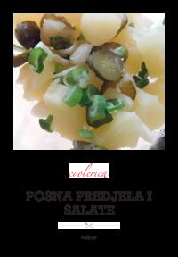 posna predjela i salate