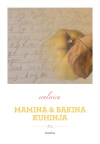 Mamina & Bakina Kuhinja