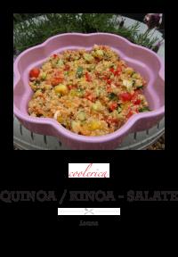 Quinoa / kinoa - salate