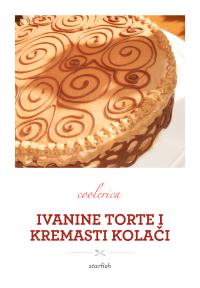 Ivanine torte i kremasti kolači