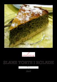 Slane torte i rolade