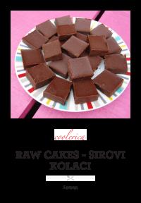 Raw cakes - sirovi kolaci