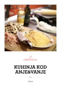 Kuhinja kod Anje&Vanje