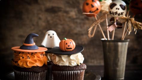 Strašno ukusan Halloween