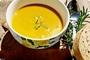 ღ Aromatična krem juha od batata, krumpira i poriluka