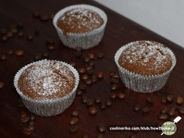 Muffini s kavom