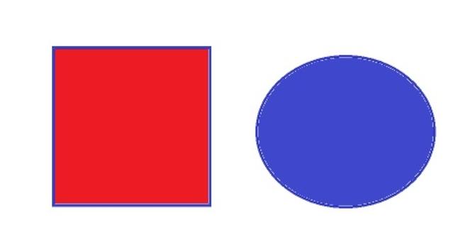 Kockasto VS Okruglasto
