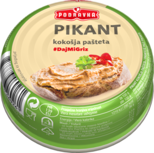 Podravka Pikant pašteta