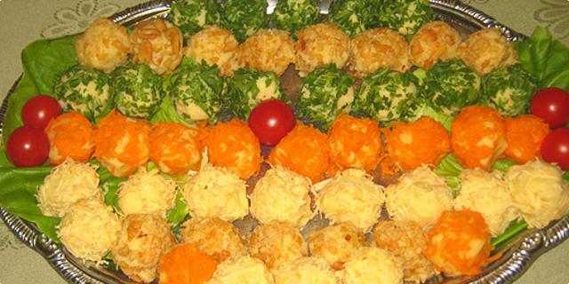 Šarene kuglice od krompira