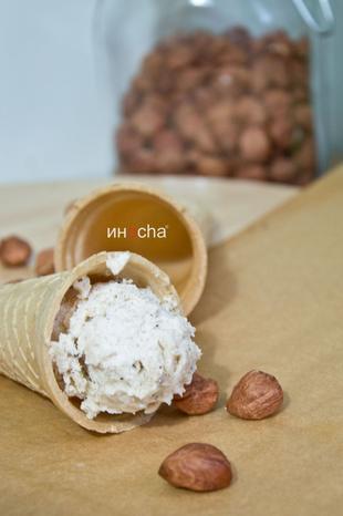 Sladoled od lješnjaka (bez jaja) by DajanaD