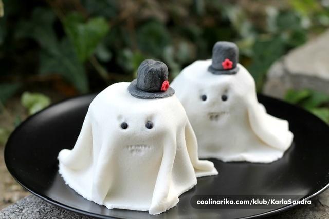 Halloween muffini od mrkve