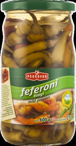 Podravka Feferoni blagi