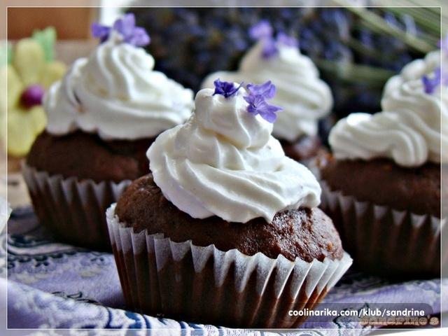 lavandini muffini