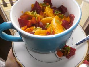 Salata od cikle i mrkve