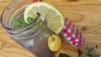 Voda s chiom i limunom -Chia frescha