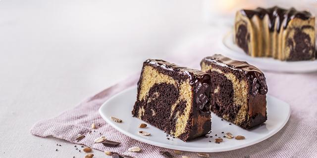Mramorni sa čokoladnim preljevom