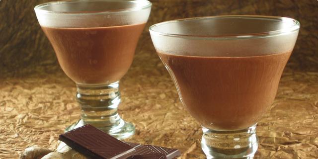 Vruća čokolada s đumbirom