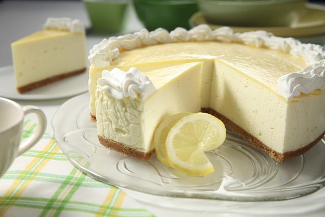 Lemon curd cheescake - Lisa - hare