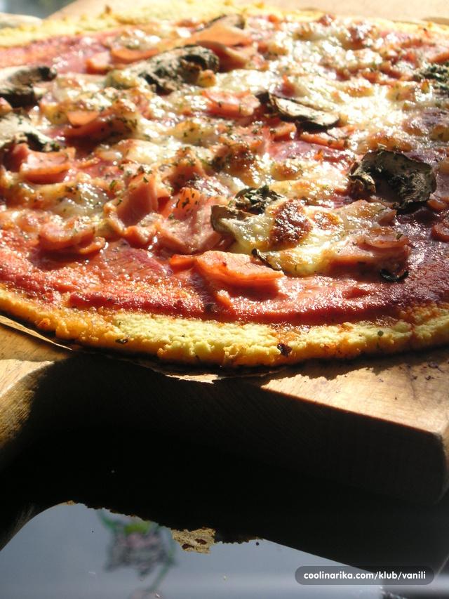 Kuskus pizza tijesto