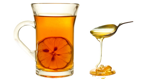 Čaj i med - idealan par