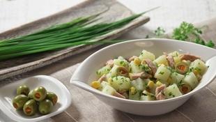 Jednostavna a zasitna salata od krumpira