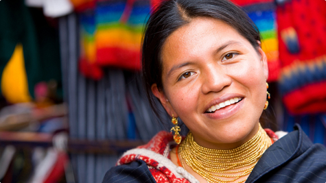 Otkrijte Ekvador