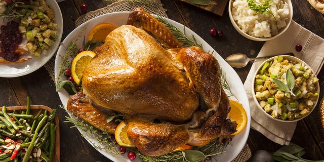 Thanksgiving -Coolinarika