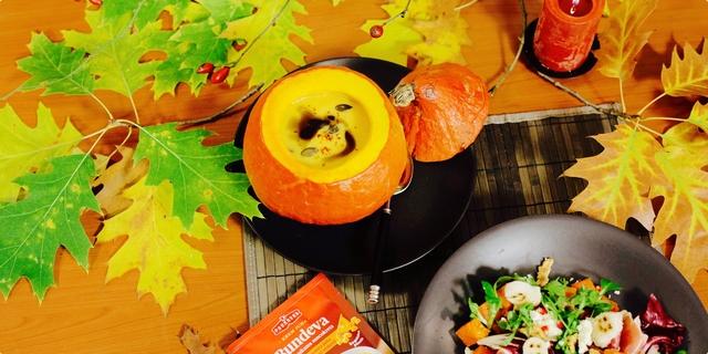 Straaašno dobar Halloween ručak
