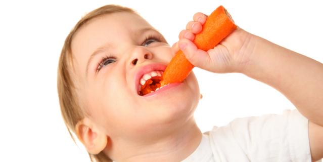Povrtni štapići - zdrave grickalice