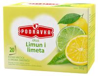 Podravka čaj limun i limeta