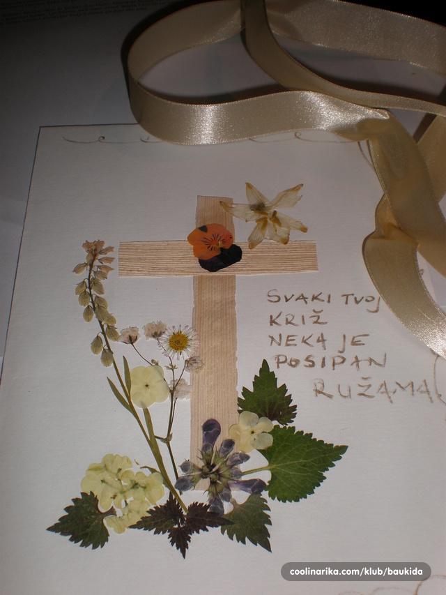 tekst čestitke za krizmu čestitka za krizmu..u izradi još : ) a gleč kulike je vur već  tekst čestitke za krizmu