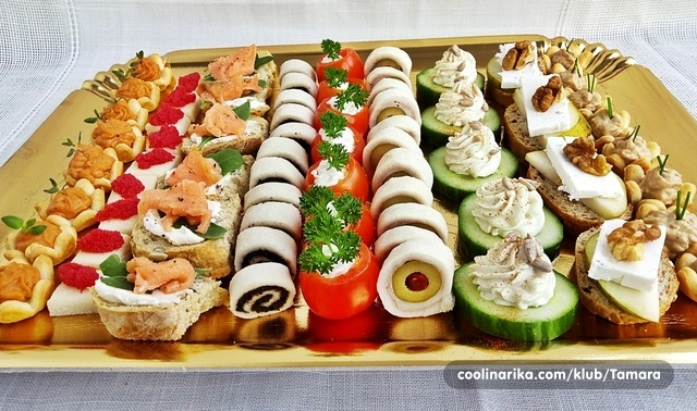 finger food party coolinarika. Black Bedroom Furniture Sets. Home Design Ideas