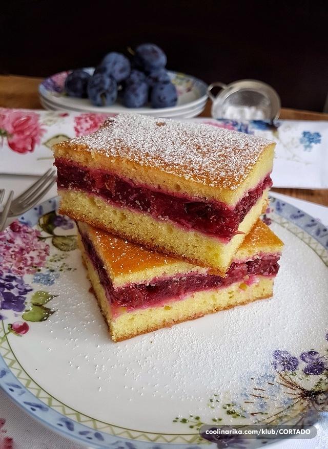Starinski voćni kolač