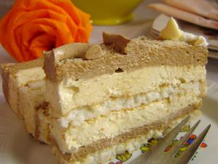 Kokosica - mala vlažna torta