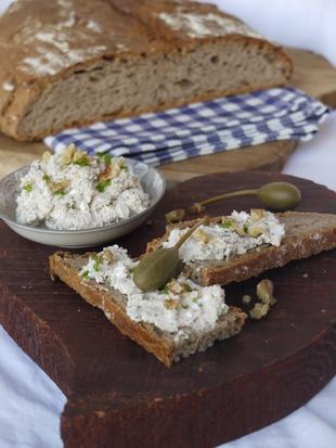 Pašteta od oraha i sira od gagaherc