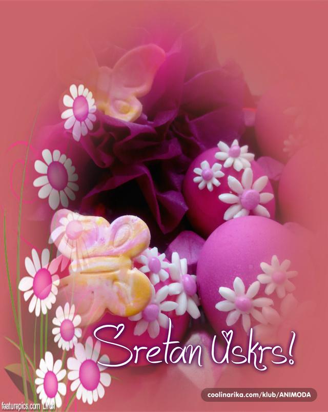 sretan uskrs slika Sretan Uskrs! — Coolinarika sretan uskrs slika