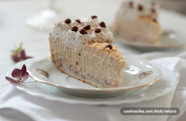 Krem lješnjak-kesten torta
