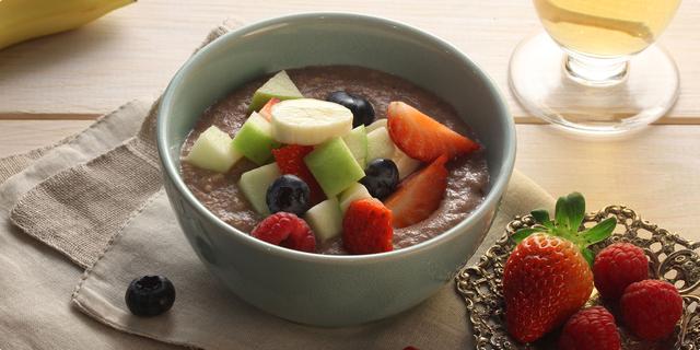 Čokolino s voćem za dobro jutro1
