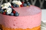 Lagana jogurt torta s malinama