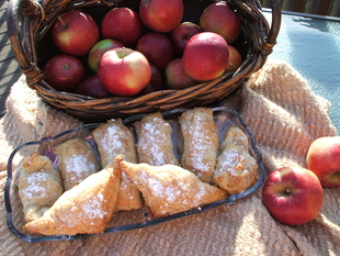 Jastucici sa jabukama