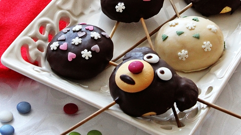 Cookie pops by Maksica