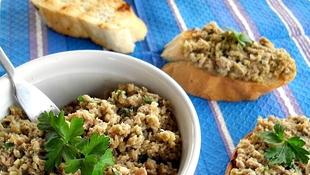 Mediteranski namaz od maslina i tunjevine