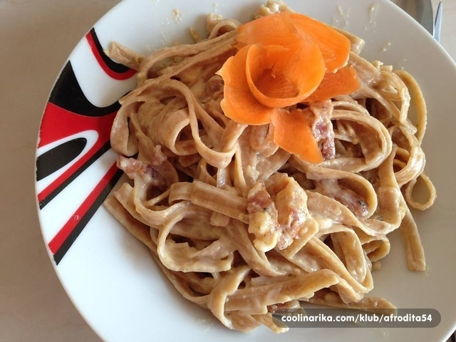 špagete Karbonara Coolinarika
