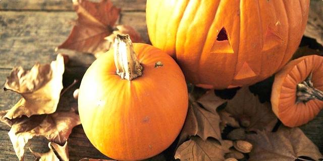 Halloween bundevu obožava i na stolu