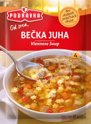 Podravka Bečka juha